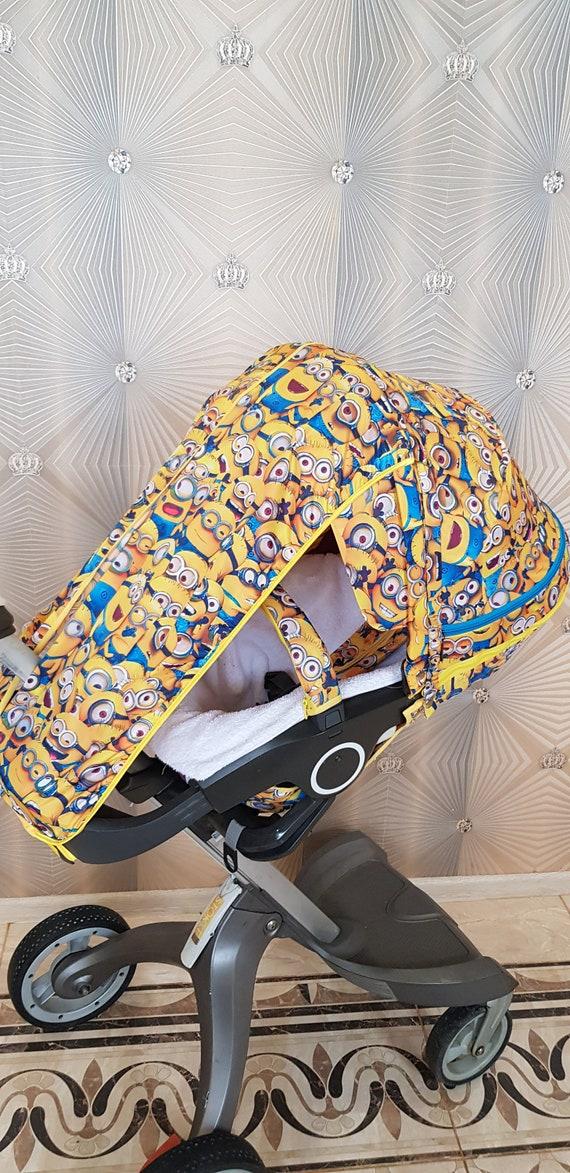 Summer kit for Stokke Xplory Crusi Trailz with parasole