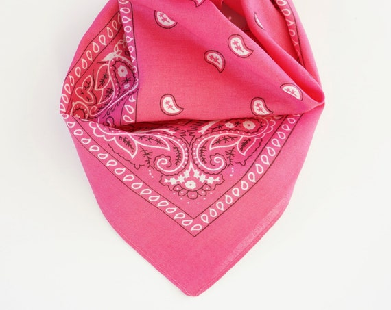 SMALL DOG BANDANAS, Embroidered Pet Scarf, Free Shipping, Personalized Monogrammed