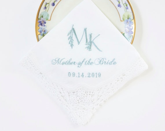 WEDDING LOGO MONOGRAM and Mother of Bride, Mother of Groom