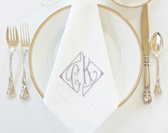 PARISIAN Embroidered Monogram