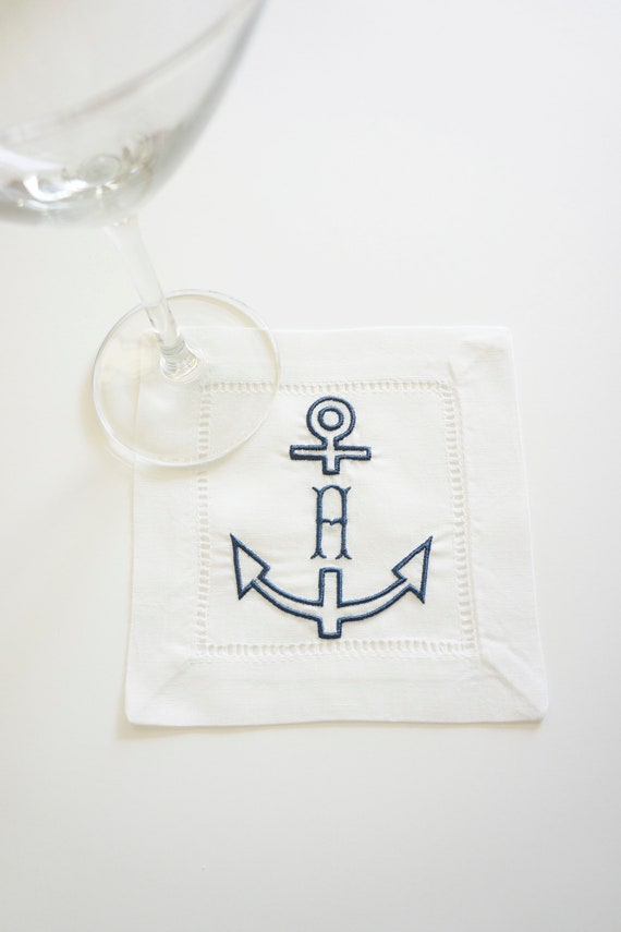 ANCHOR Embroidered Monogram