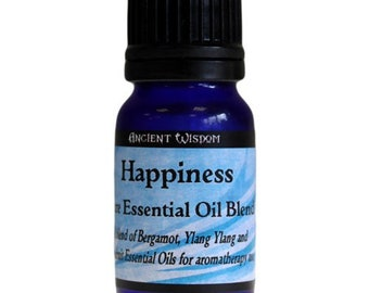 Happiness Essential Oil Blend - 10 ml