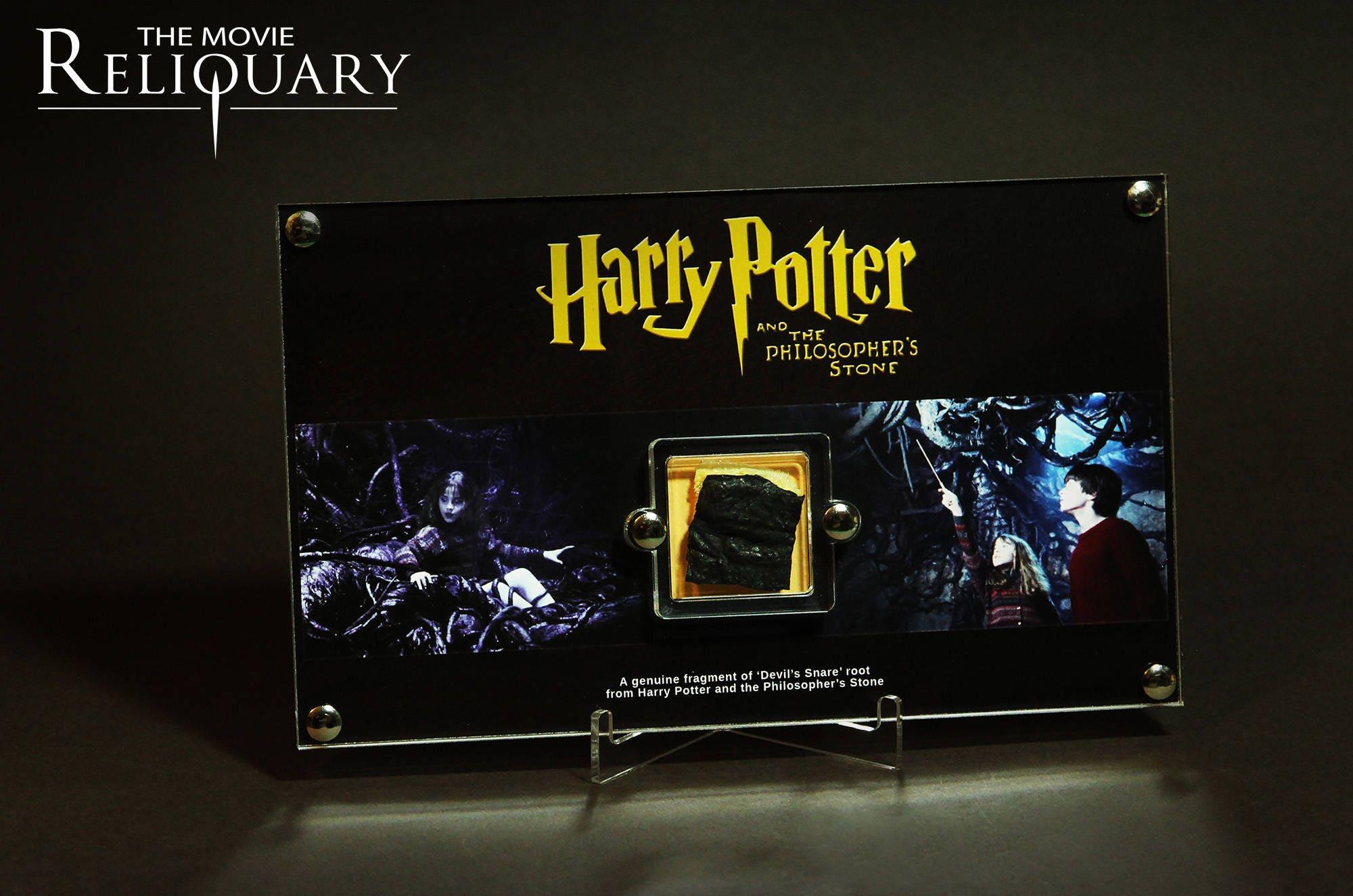 Harry Potter Teufel Snare Ranke display | Etsy