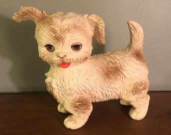 Edward Mobley Rubber Dog