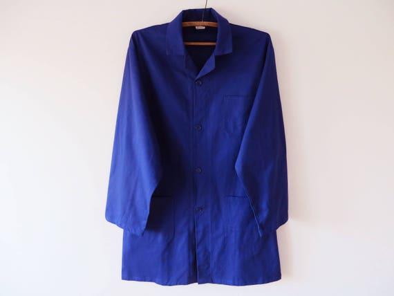 Manteau Hommes Vintage Etsy Travail Vêtements Veste Toile Longue q5PtAE