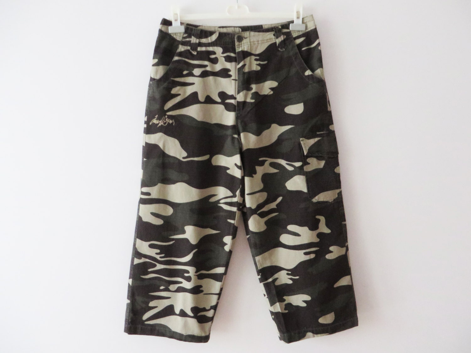 Camouflage Pants Men Camo Knickers Military Style Pants  e2c4ae2ed3ec