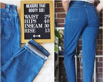 9d1c63a2fd 90s VINTAGE LEE JEANS  Women s High Waisted Mom Jeans  Women s Vintage Jeans   29 Inch Waist  Vintage Lee Jeans  Approximate size 8