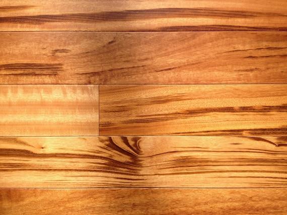 Tigerwood Hardwood Flooring Full Pallet Etsy