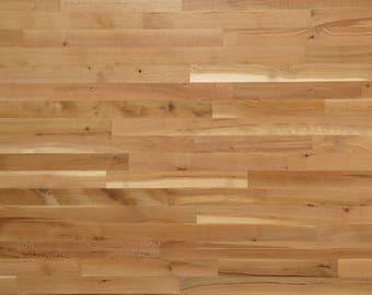 "Quartersawn White Oak Hardwood Flooring - 6"" Wide Plank"