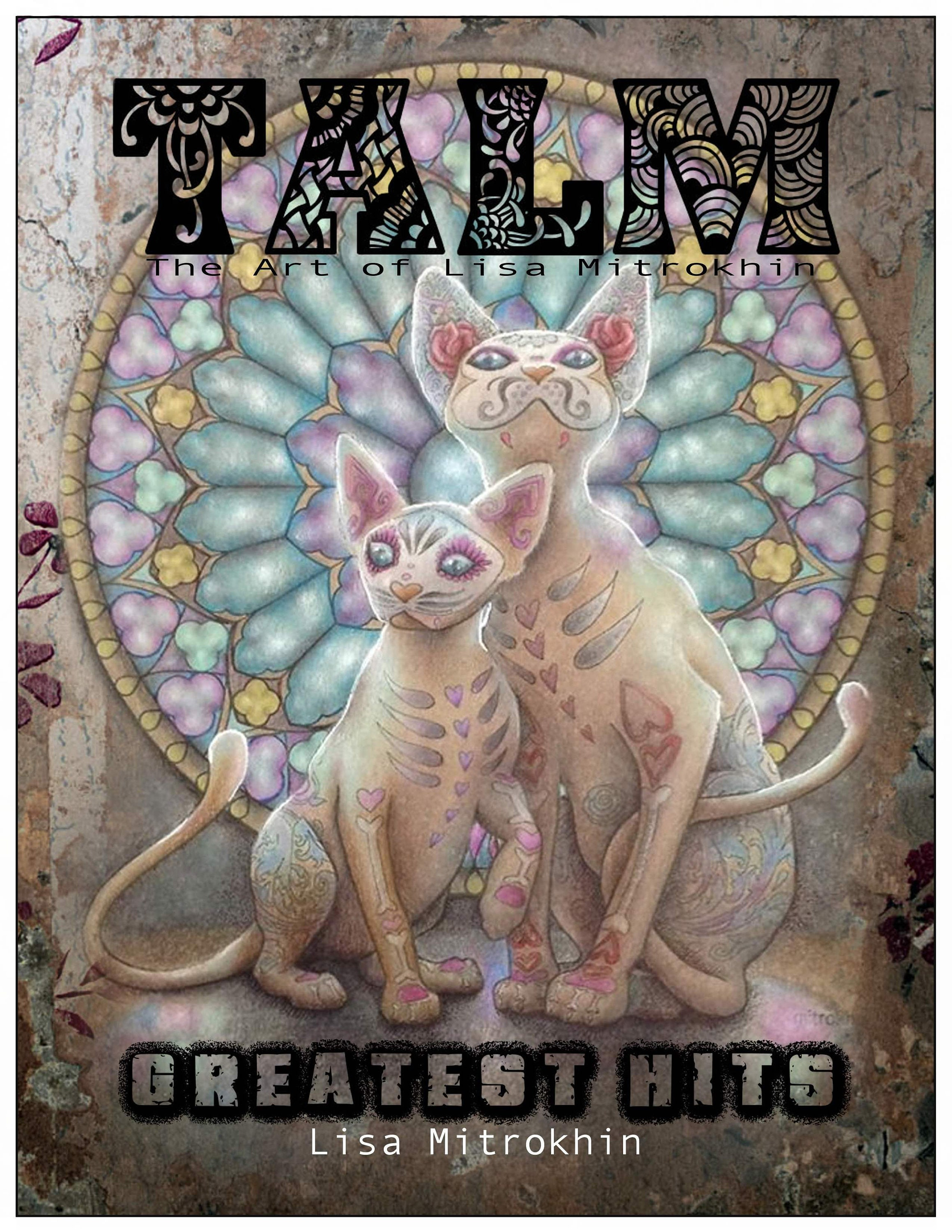 Adult Coloring Book - TALM Greatest Hits