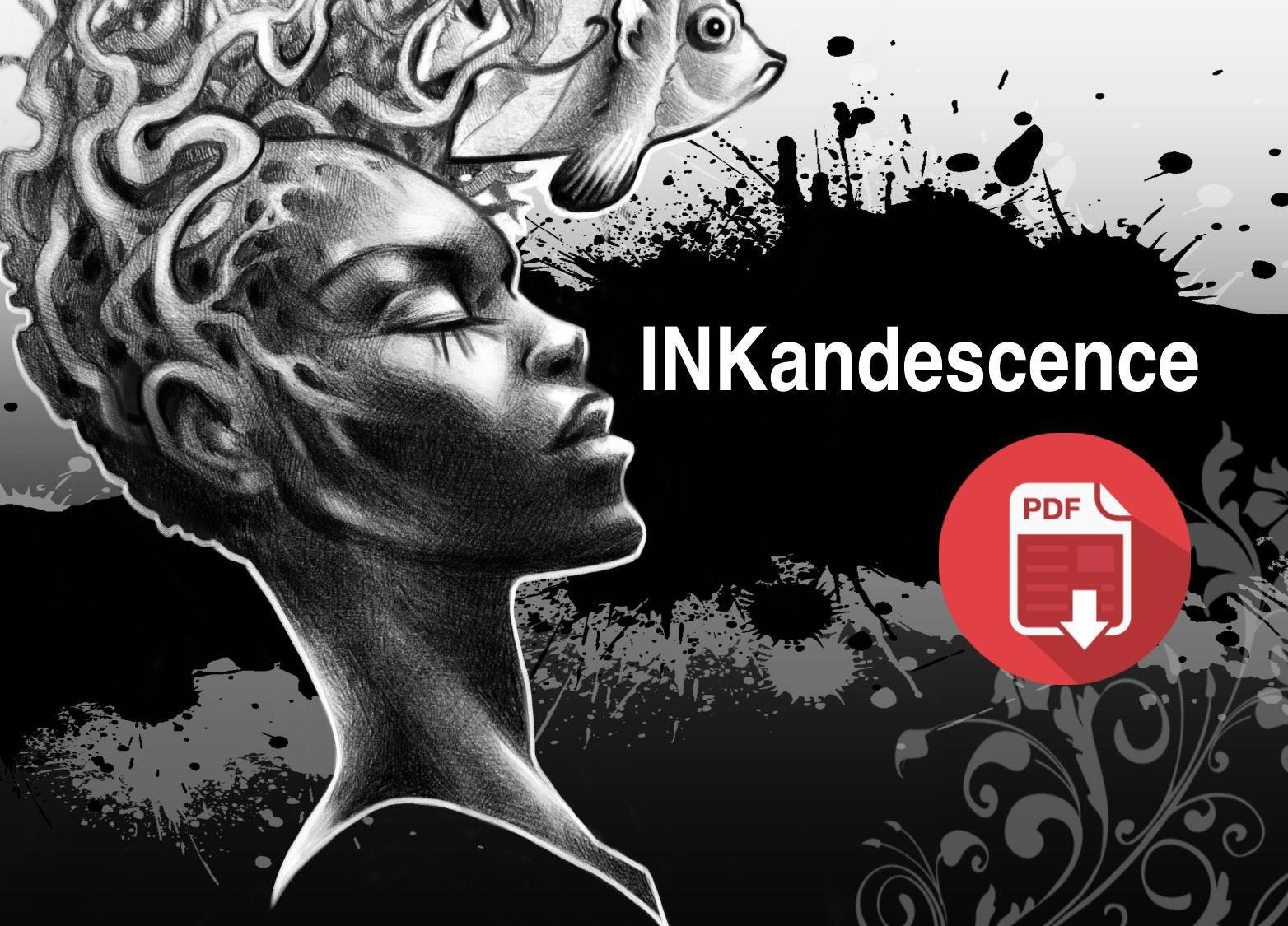Inkandescence - Art book to color
