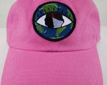 Pink ZT Dad Cap