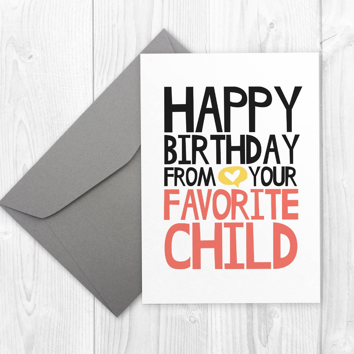 Mum Birthday Card Printable Happy For Mom