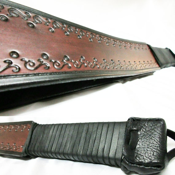Bdsm Leather Strapslappermaturefetishbdsm Spanking Belt  Etsy-7537
