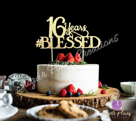 Awe Inspiring Any Number Birthday Cake Topper Wedding Anniversary Cake Etsy Funny Birthday Cards Online Necthendildamsfinfo