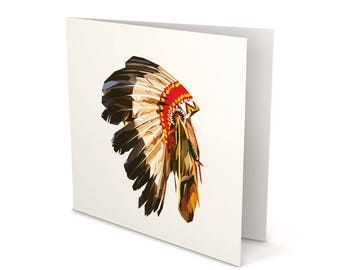 Dreamcatcher greeting card dreamcatcher card dreamcatcher american indian greeting card american indian card american indian greeting card square m4hsunfo