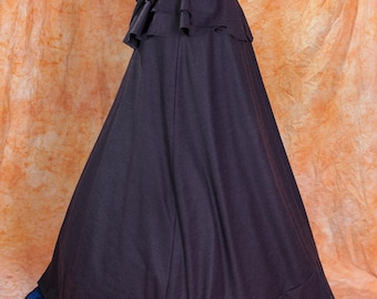 Victorian Crinoline Cape, custom sized