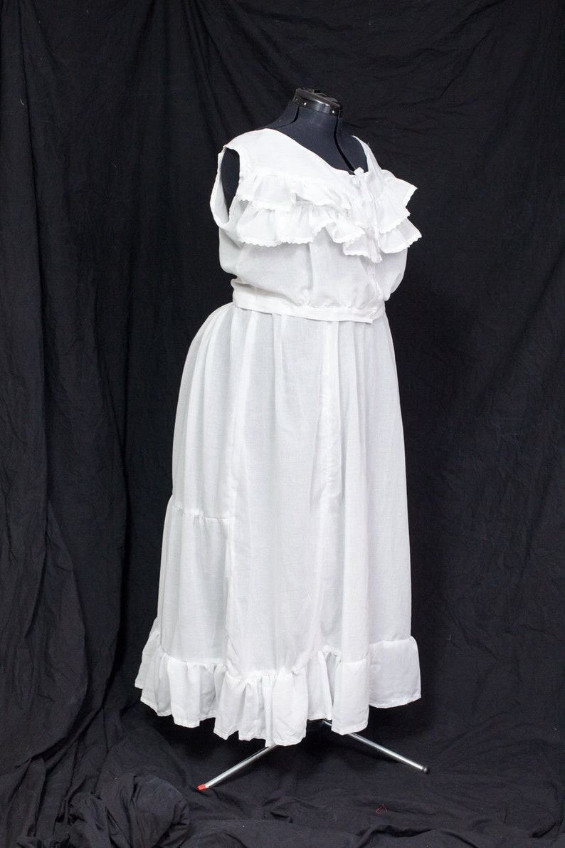 47e8d18ff93 19th century Undergarments  Underskirt or Drawers and Corset