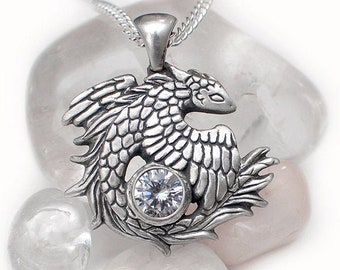 Air dragon necklace