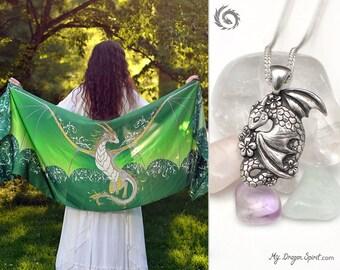 Earth dragon gift set