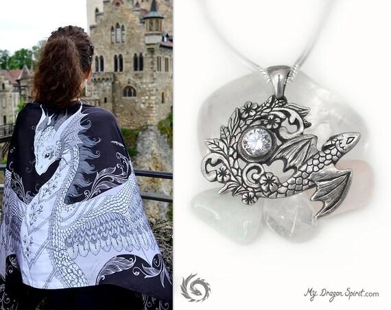 Magical dragon gift set