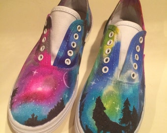 Galaxy Shoes, Galaxy Sneakers