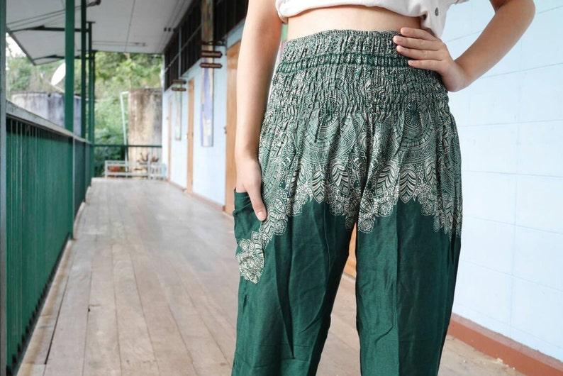 Yoga Pants Yoga shop Yoga clothes Bohemian Pants Boho Pants Bohemian clothes Boho clothes