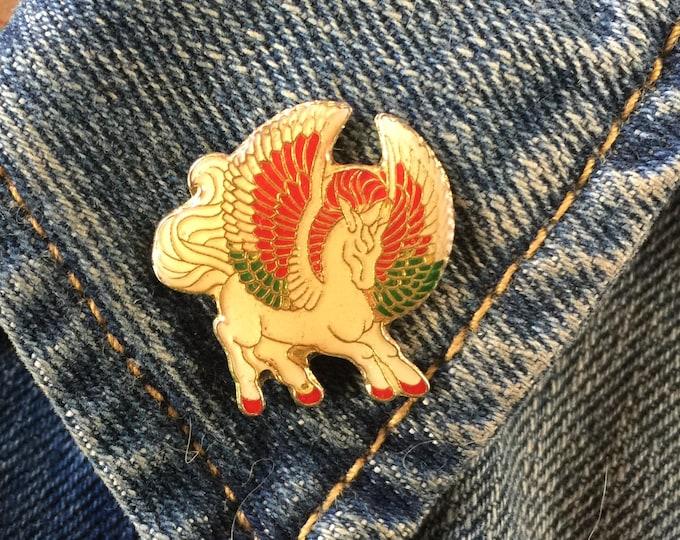 Vintage Pegasus Pin (stock #972)