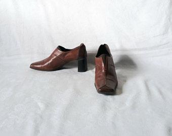 Echt leder shoes   Etsy