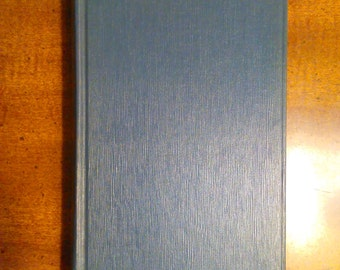 1952 The Iliad of Homer with Interlineal Translation Vintage Book
