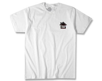 730162033b5 Trap House Tee - White