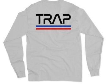 482d5c0d Space Trap Long Sleeve Tee - Grey