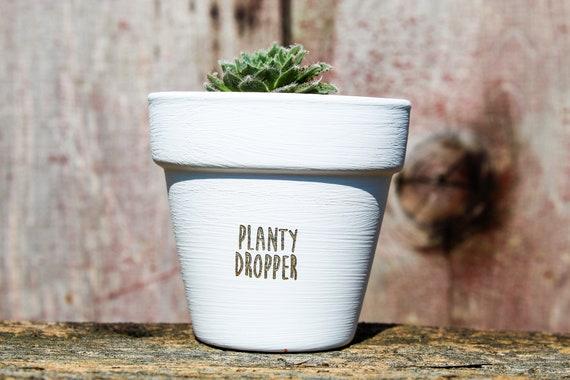 Planty Dropper Succulent Pot