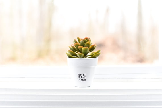 Can't Keep My Plants to Myself   Plant Pot