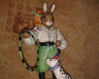 Royal Doulton Bunnykins Tino the Tristan - DB333