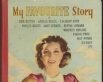Vintage - My Favourite Story Book - Various Authors