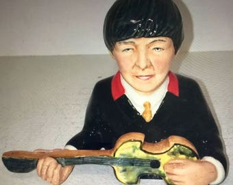 Manor Collectables Beatles Paul Mccartney Limited Edition Toby Jug
