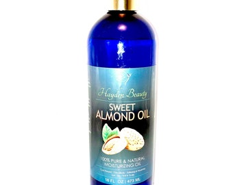 Sweet Almond Oil Infused with Anise Star