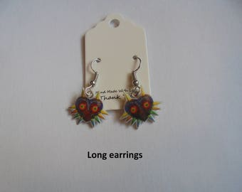 f9d632d2c734 Zelda majoras mask - Earrings