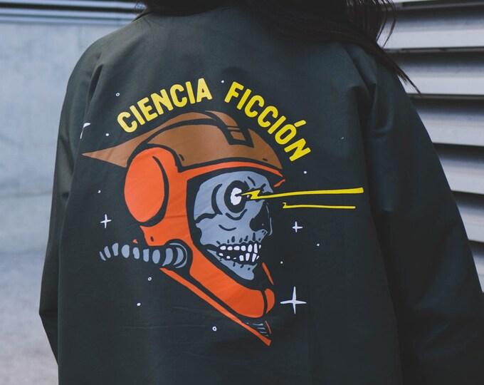 Featured listing image: Ciencia Ficción (+free shop sticker)