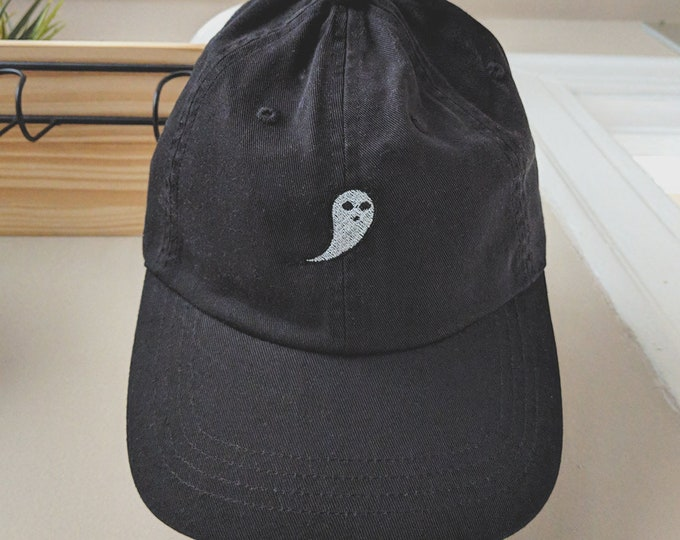 Featured listing image: Ghost cap (+ free shop sticker)
