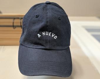 A Huevo (Navy) + free shop sticker