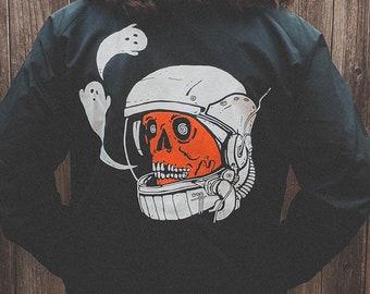 Space Ghoul windbreaker