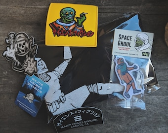EPIC Space Ghoul Bundle FREE SHIPPING