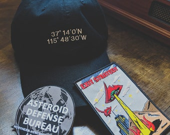 Area 51 bundle (hat, 2 patches, 2 car air fresheners)
