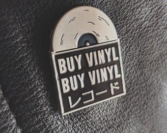"Buy Vinyl enamel pin - 1.25"" (2.54 cm)"