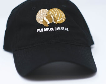 Pan Dulce Fan Club hat + free shop sticker