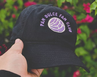 SOLD OUT Pan Dulce Fan Club hat PREORDER (ships out next friday with a free patch)