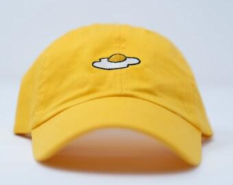 A Huevo (Yellow) + free shop sticker
