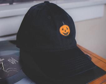 Kids tiny pumpkin hat